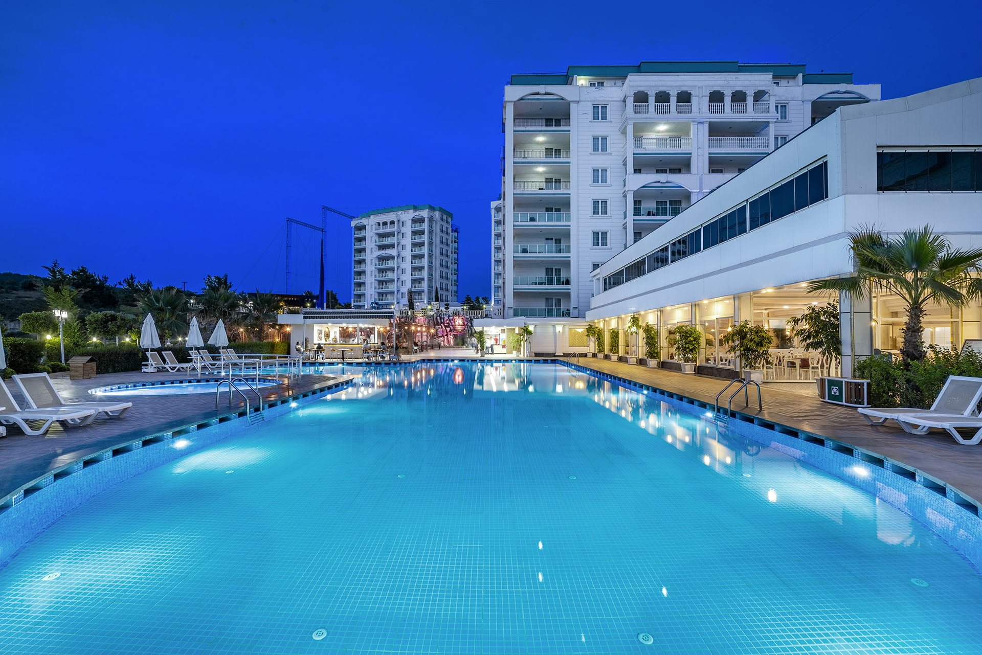 , Islamic Hotel Modern Palaces Halal Hotel & SPA Resort Alanya Turkey