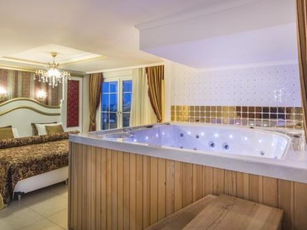 Modern Saraylar Odalar Royal Suite