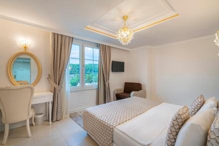 Modern Saraylar Odalar Dubleks Family Suite