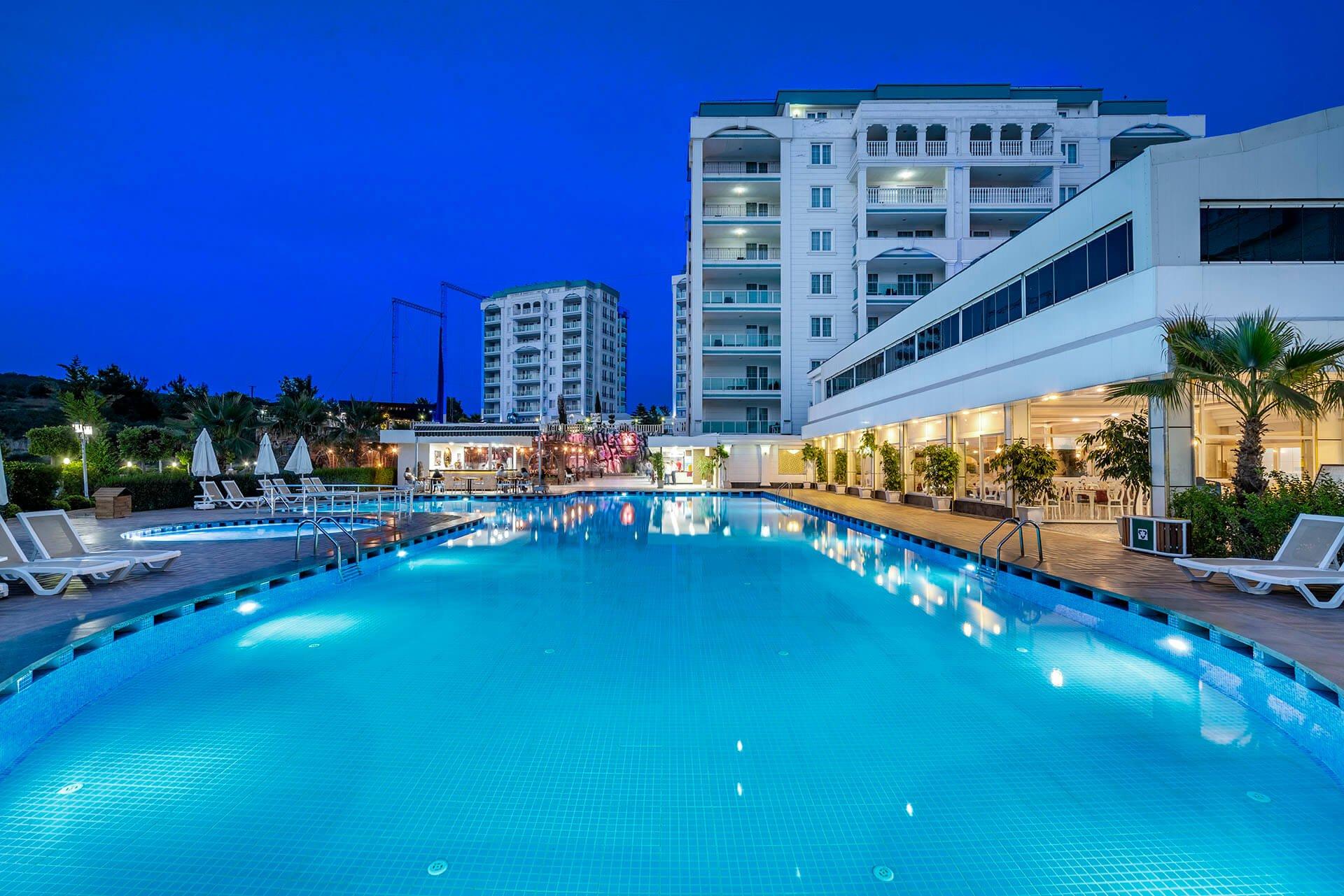 , Modern Saraylar Halal Hotel&SPA İslami Otel Tatil Köyü